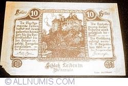 Image #1 of 10 Heller 1920 - Leiben
