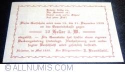 Image #2 of 10 Heller 1920 - Abstetten