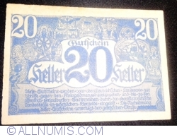 Image #2 of 20 Heller 1920 - Austria Superioară - Oberösterreich