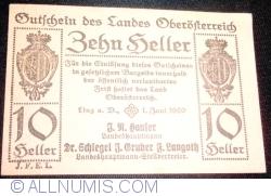 Image #1 of 10 Heller 1920 - Austria Superioară - Oberösterreich