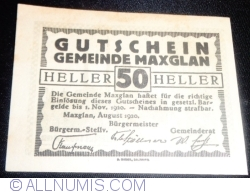 Image #2 of 50 Heller 1920 - Maxglan