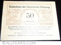 Imaginea #1 a 50 Heller 1920 - Ottnang