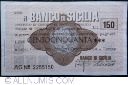 Image #1 of 150 Lire 1977 (15. VI.)  - Torino