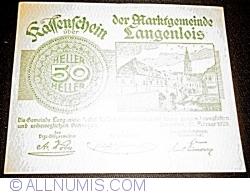 Image #1 of 50 Heller 1920 - Langenlois