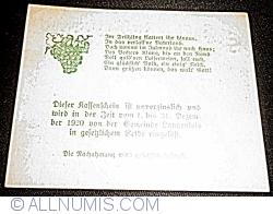 Image #2 of 50 Heller 1920 - Langenlois