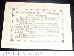 Image #2 of 20 Heller 1920 - Kallham