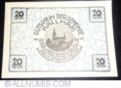 Image #1 of 20 Heller 1920 - Kallham