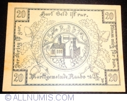Image #2 of 20 Heller 1920 - Raabs an der Thaya