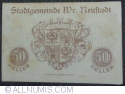 Image #2 of 50 Heller 1920 - Wiener Neustadt