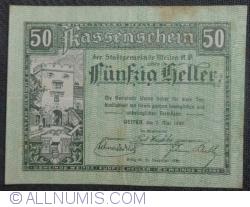 Image #1 of 50 Heller 1920 - Weitra
