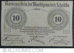 Image #1 of 10 Heller 1920 - Scheibbs