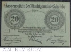 Image #1 of 20 Heller 1920 - Scheibbs
