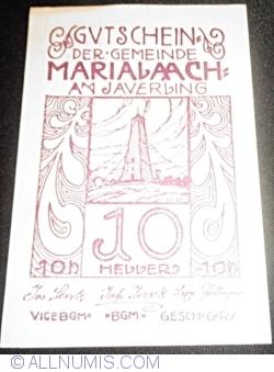 Imaginea #1 a 10 Heller ND - Maria Laach am Jauerling (2. Serie)