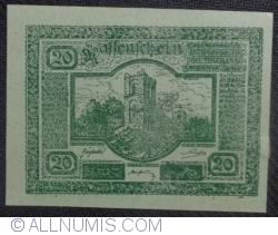 Imaginea #1 a 20 Heller 1920 - Hinterbrühl
