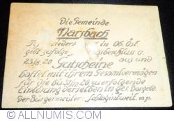 Image #2 of 80 Heller 1920 - Marsbakh