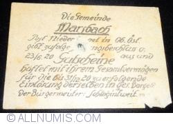 Imaginea #2 a 10 Heller 1920 - Marsbakh