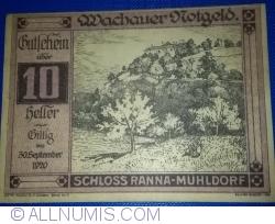 10 Heller ND - Spitz an der Donau