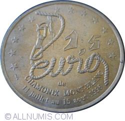Imaginea #1 a 1,5 Euro 1996 - Chamonix Mont-Blanc
