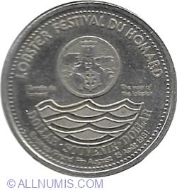 Souvenir Dollar 1981 - Shediac