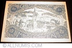Image #2 of 50 Heller 1920 - Meggenhofen