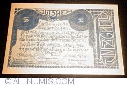 Image #1 of 50 Heller 1920 - Meggenhofen