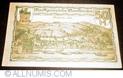 Imaginea #2 a 50 Heller ND - Mauthausen