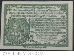Imaginea #2 a 10 Heller 1920 - Waizenkirchen