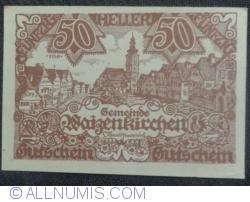 Imaginea #1 a 50 Heller 1920 - Waizenkirchen