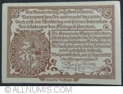 Imaginea #2 a 50 Heller 1920 - Waizenkirchen