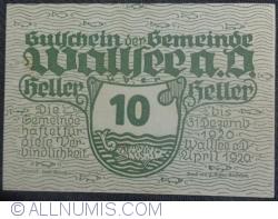 Image #2 of 10 Heller 1920 - Wallsee
