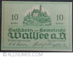 Image #1 of 10 Heller 1920 - Wallsee
