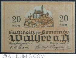 Image #1 of 20 Heller 1920 - Wallsee