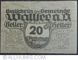 Image #2 of 20 Heller 1920 - Wallsee