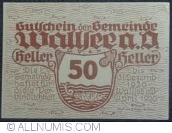 Image #2 of 50 Heller 1920 - Wallsee