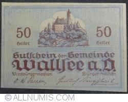 Image #1 of 50 Heller 1920 - Wallsee