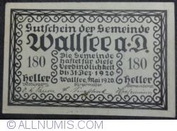 Image #1 of 180 Heller 1920 - Wallsee