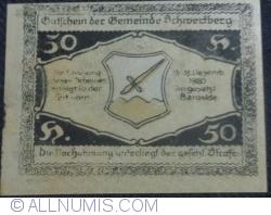 Imaginea #2 a 50 Heller 1920 - Schwertberg