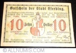 Image #1 of 10 Heller 1919 - Eferding
