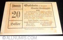 Image #2 of 20 Heller 1920 - Ardagger