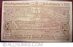Image #2 of 50 Heller 1920 - Pöchlarn