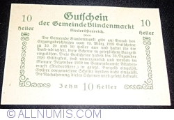 Image #2 of 10 Heller 1920 - Blindenmarkt