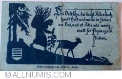 25 Pfennig 1921 - Nöschenrode