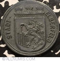 Imaginea #2 a 10 Pfennig 1917 - Elberfeld