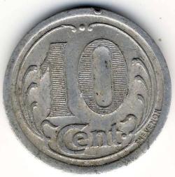 Imaginea #1 a 10 Centimes 1922