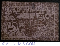 Image #1 of 25 Pfennig 1919 - Frankfurt am Main