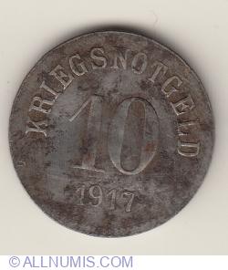 10 Pfennig 1917 - Fürth