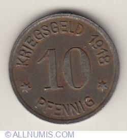 10 Pfennig 1918 - Neheim