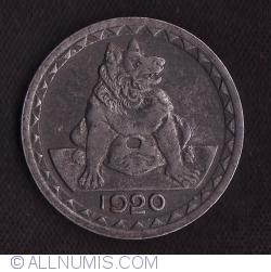 Image #2 of 25 Pfennig 1920 - Aachen