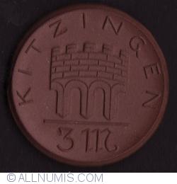 Kitzingen - 3 Mark 1921