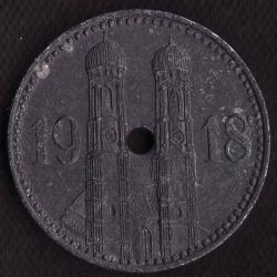 Image #2 of 15 Pfennig 1918 - München